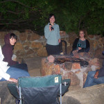 Cederberg Braai under the stars!